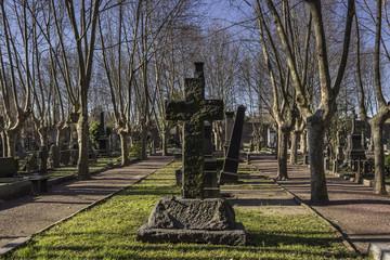 Cementerio alemán en Buenos Aires