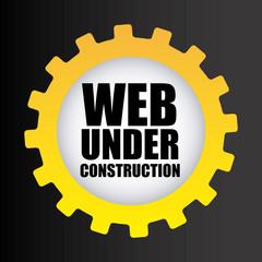 web under construction