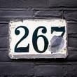 Number 267