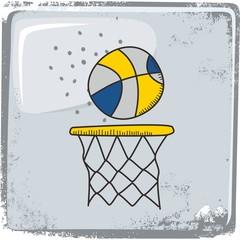 basketball sports theme