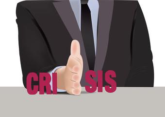 ostacolo alla crisi