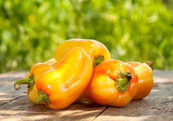 Pepper vegetable