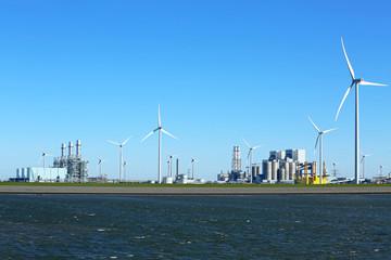 Energiepark Eemshaven