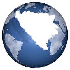 Bosnia ed Erzegovina Mondo