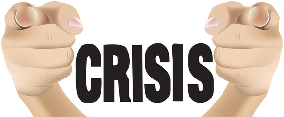 logo alla crisi