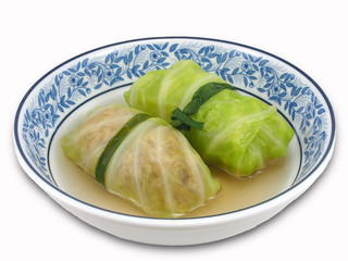 Cabbage, soup