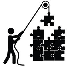 Create a puzzle