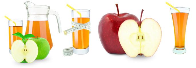 apple juice, fruit and meter