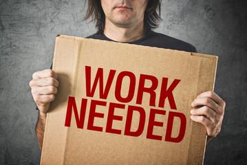 Work needed
