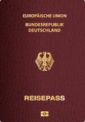 German pass