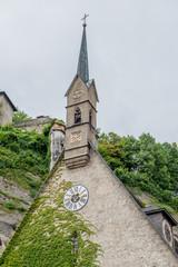 Kloster am Mönchsberg in Salzburg