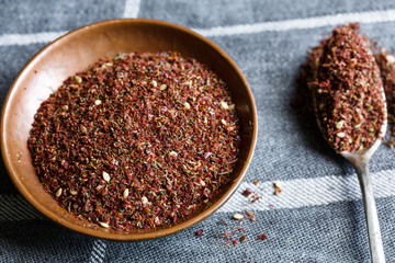 Za'atar (Middle Eastern spice mixture)