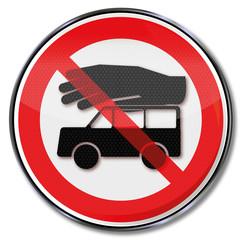 Warnzeichen Achtung Autodiebstahl und Einbruch
