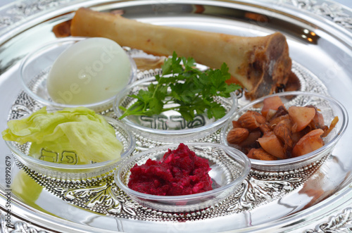 Passover Seder Plate - 68992679