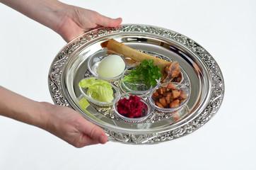 Passover Seder Plate