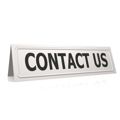 Contact us board