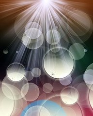 Abstract background  colorful, soft  elegance,  illustration. .