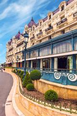 Monte Carlo casino, Cote d'Azur