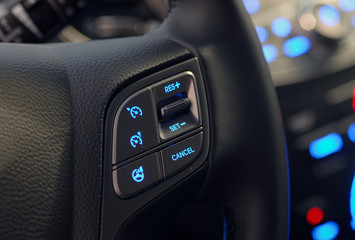 electronic Cruise control, tempomat