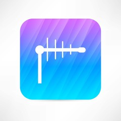 tv antenna icon