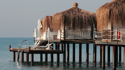 Luxury Water Villas