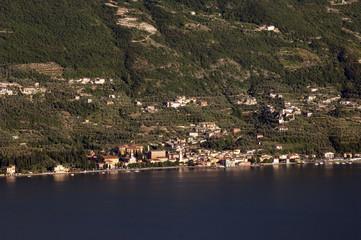 Gardasee, Trentino, ostufer
