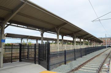 railroad station of sacramento