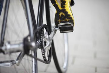Fahrrad Ausschnitt