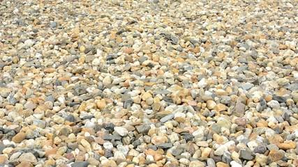 multicolored small stones - background