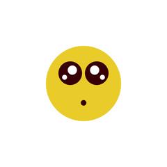 flat emoji