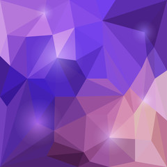 Abstract triangular geometric background