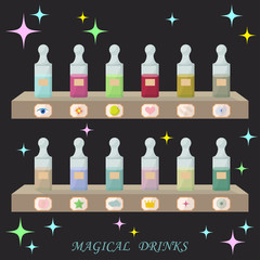 magical drinks