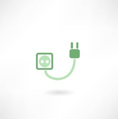 plug and socket icon