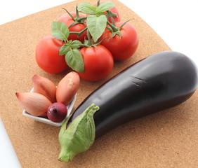 Légumes du sud