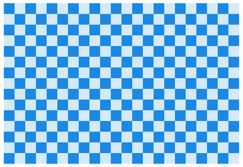 Muster, Quadrate, blau,