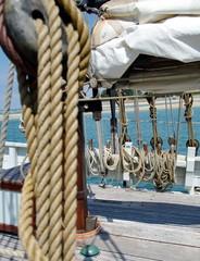 cordage de voilier