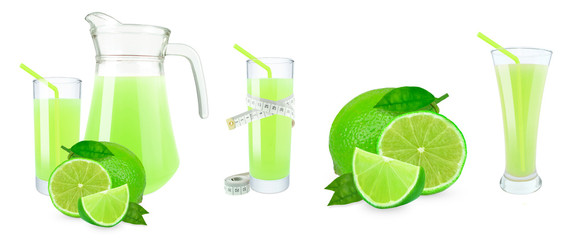 lime juice and meter