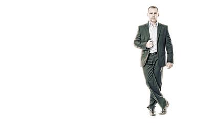 mann im anzug fashion