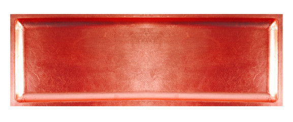 red scratched border texture background