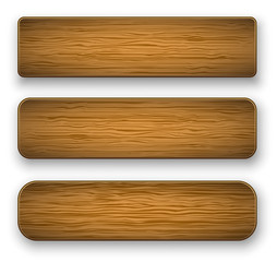 Vector plate wood