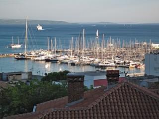 Porto turistico Split