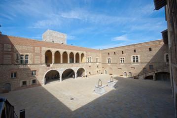 Castillo Perpignan- France