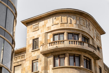 Architecture of Belgrade