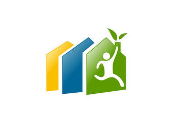 natural wellness-healthy center logo