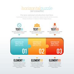 Horizontal Puzzle