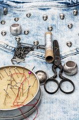 seamstress for needlework
