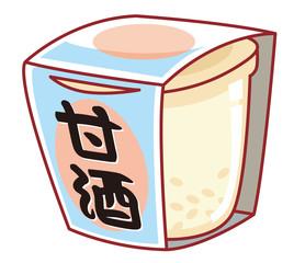 甘酒カップ