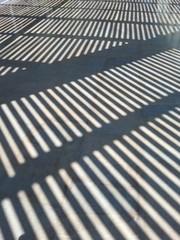 Muster auf Fliesenboden