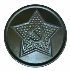 USSR red army star