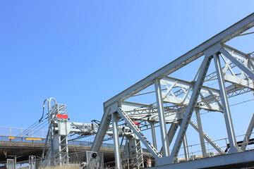 Pont SNCF à Séte